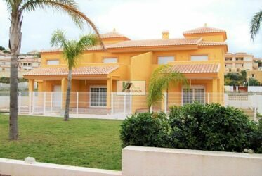 Townhouse just 1 km to the beach and the center of Calpe.