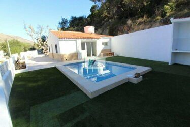 Chalet in rural area for nature and tranquility lovers in Benissa