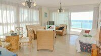 Apartment on the seafront in Calpe.