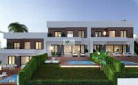 New construction. Villa,Townhouse near Benidorm