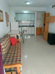 Apartment in the first line of Levante beach in Calpe.