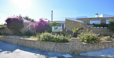Villa within walking distance of the beach and the center of Calpe.