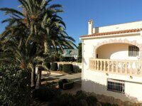 Villa 300 meters from the sea on the coast of Benissa