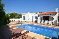 Villa within walking distance of the sea in Calpe