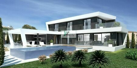 New construction. House , modern design , within walking distance to the beach, the promenade and the town centre Calpe.