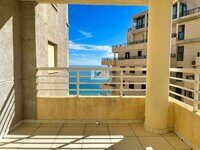 Apartment on the beach La Fossa with sea views in Calpe