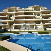 Apartment with sea views in Altea.