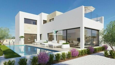 Stylish modern house in Benissa