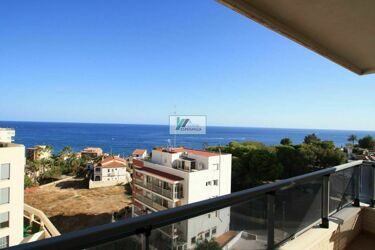 Apartment with sea views in a residential complex.