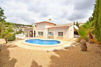 Villa just 5 minutes from the city in Calpe