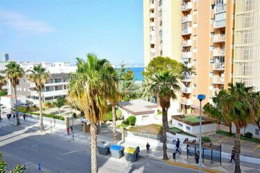 Apartment in second line of the beach of La Fossa. Completely renovated