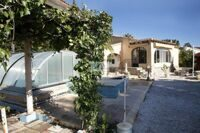Villa with indoor pool and jacuzzi in Calpe
