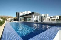 Newly constructed villa in Calpe,walking distance of the beach