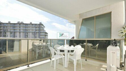 Apartment with sea views in Сalpe. Located in a residential complex within walking distance of beaches