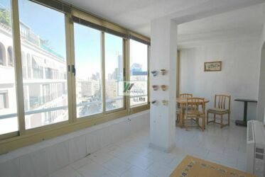 Centrally located very bright two bedroom apartment.