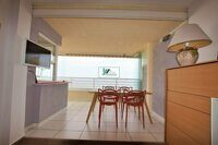 Apartment on the seafront and La Fosa beach in Calpe