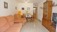 Apartment in the central part of the city of Calpe, a short distance from the Arenal beach.