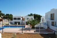 Townhouse near the sea in Calpe.