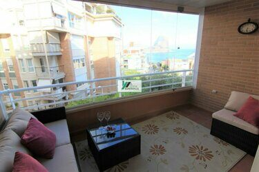 Apartment with sea views in Calpe